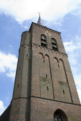 Church in ''wijk en aalburg''