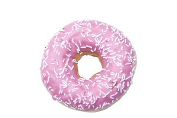 a isolated doughnut