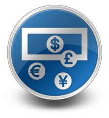 "Glossy Icon ""Money Exchange"""