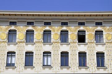 Jugendstil von Otto Wagner, Wien