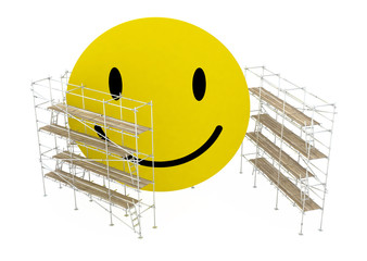 Scaffolding Smiley