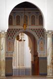 Moulay Idriss Mausoleum, Moulay Idriss, Morocco poster