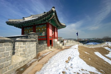 Sentry Post on Hwaseong Fortress