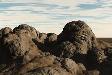 Clay Mound