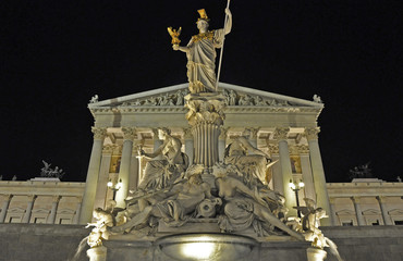 Parlament, Wien