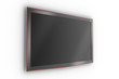 Wall-mounted stylish LCD TV