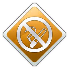 "Advisory Sign ""No Smoking"""