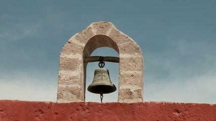Glocke,, Kloster, Santa Catalina