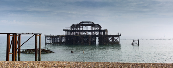 West Pier Brighton Beach
