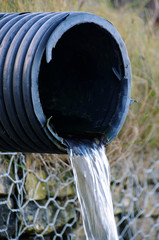outfall pipe