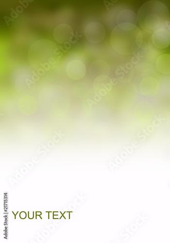 fond bokeh vert pour affiche publicitaire photo libre de droits sur la banque d 39 images fotolia. Black Bedroom Furniture Sets. Home Design Ideas