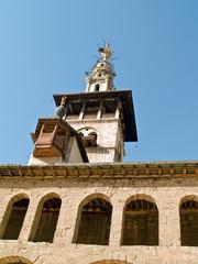 The Umayyad Mosque Damascus