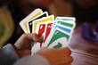 jouer au cartes - 21721970