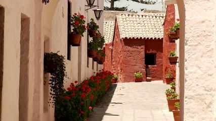 Altes Kloster Santa Catalina, Arequipa