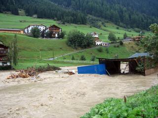 Hochwasser in Ischgl 9