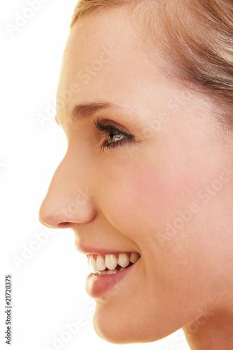 Frau Profil Foto