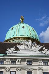 Part of architecture Vienna, Austria