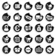 sticker - business finances - set 4