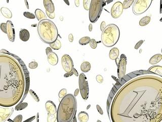 pluie d'Euro