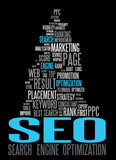 SEO - Search Engine Optimization poster poster