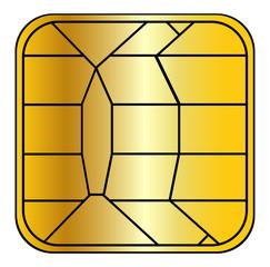 geldchip - chipkarte