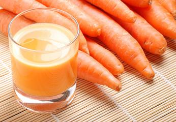 succo carota tre