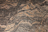 Surface of polished Granite Slab poster