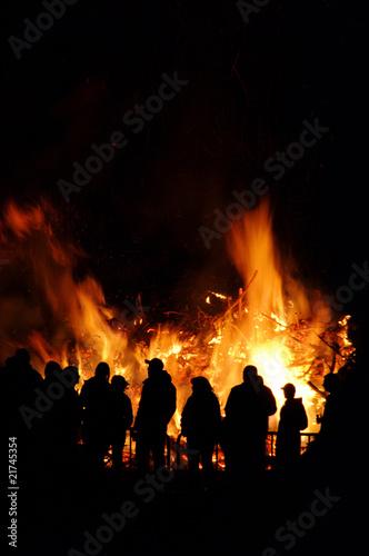 Hexenfeuer - Walpurgis Night bonfire 52 - 21745354