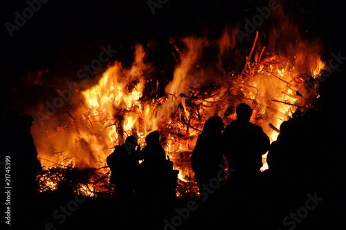 Hexenfeuer - Walpurgis Night bonfire 56 - 21745399