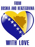 from Bosnia and Herzegovina with love poster