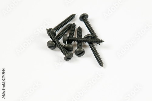 Round Head Wood Screws
