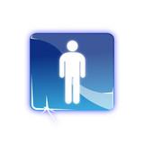 Picto homme - Icon man