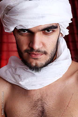 arabian man