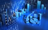 business finance chart, diagram, bar, graph