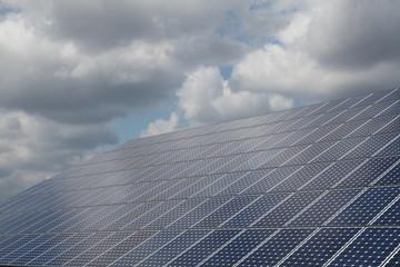 Photovoltaik - abhängig von der Sonne