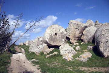 Selinunte F temple