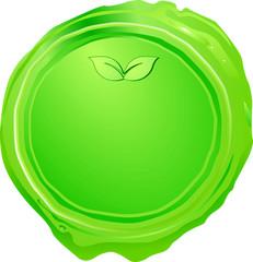 Grün Siegel