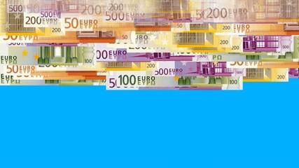 euro notes falling
