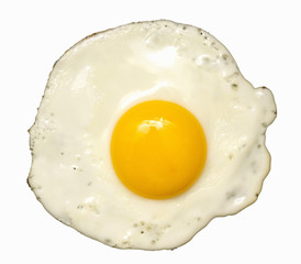 A fried egg