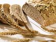 Organic mixed wheat and rye bread