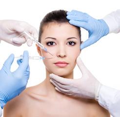 Facial care - Botox