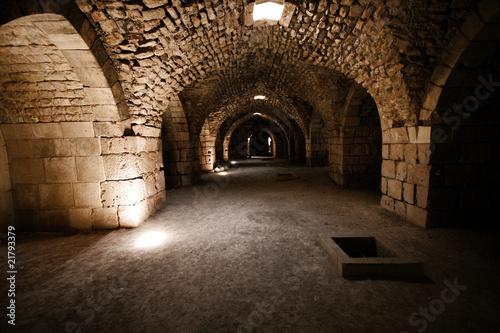 Plexiglas Vestingwerk Castle Krak de Chevaliers