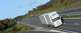 trucking panoramic