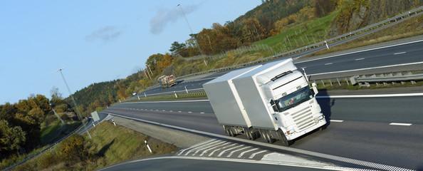 trucking panoramic