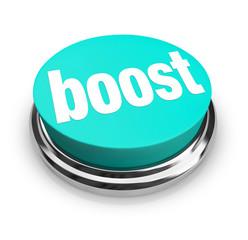 Boost - Blue Button