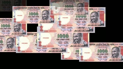 indian rupees 1000