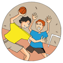 Jouer au Handball