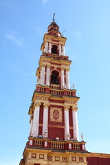 Church in Salta province, Norh Argentina