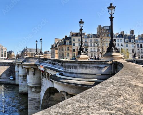 Pont Neuf - Paryż