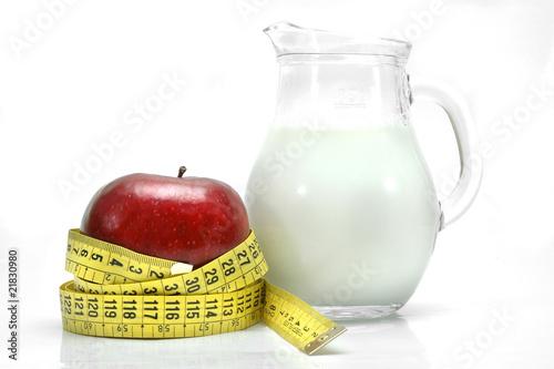 Leinwandbild Motiv Dieta